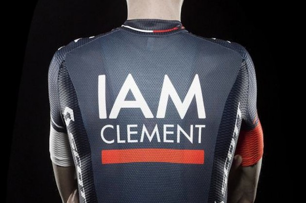 Photo: they would look into releasing the personalised jerseys to release to fans and also for training rides.