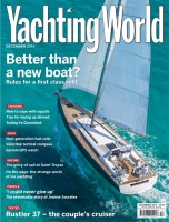 Yachting World cover December 2014