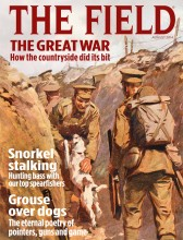 The Field commemorates the Great War in the August 2014 issue