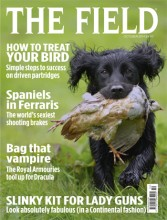 The Field October 2014 cover