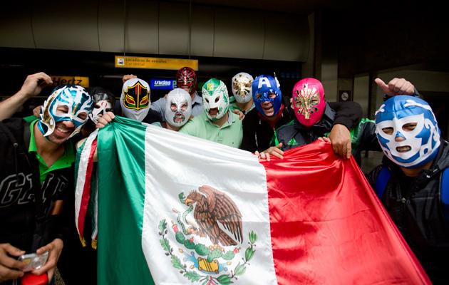 MEXICO-FANS