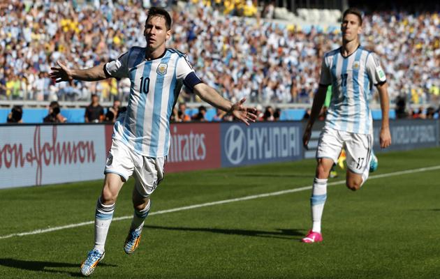 Messi-scores