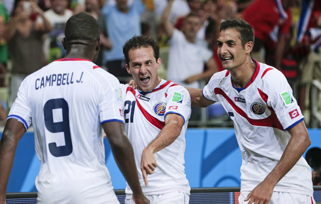 Costa Rica have been one of the unexpected success stories of Brazil 2014.