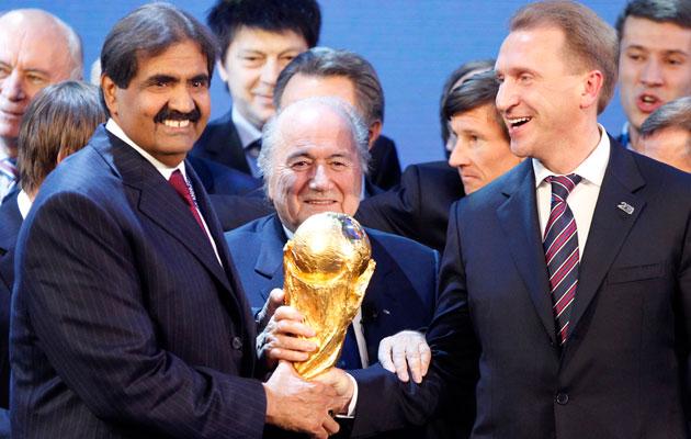 Qatar 2022 Russia 2018