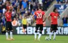 Wayne Rooney, Robin Van Persie, Radamel Falcao