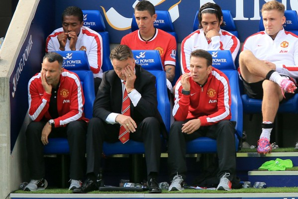 Soccer - Barclays Premier League - Leicester City v Manchester United - King Power Stadium