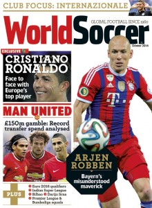 World Soccer October 2