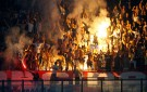 Hajduk Split supporters