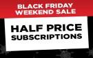 Black Friday subscription offer