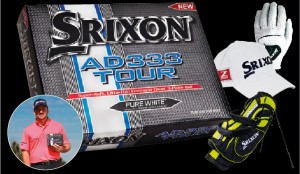 Be a Srixon Tour Player