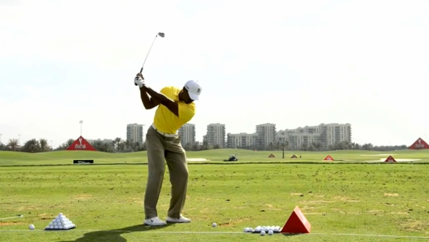 Tiger Woods Swing Sequence AnalysisTiger Woods Swing Sequence