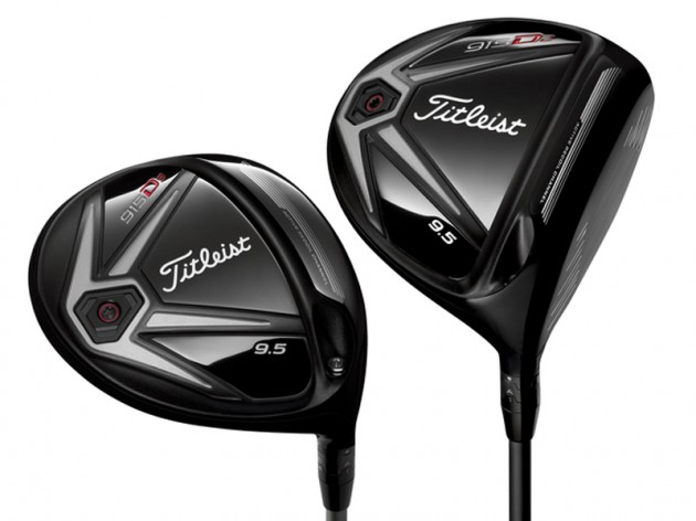 New titleist 915 drivers unveiled golf monthly
