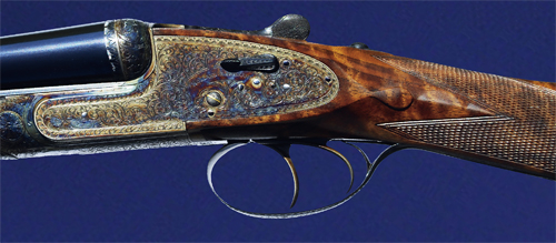 Holland & holland royal shotgun