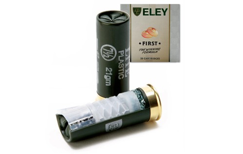 ELEY First shotgun cartridges.