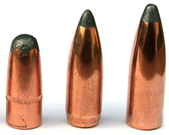 35-cal Remington bullets