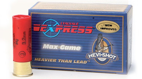 Lyalvale Express Hevi-shot cartridges