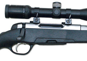 Steyr Mannlicher Pro Hunter Rifle Review Review Shooting Uk