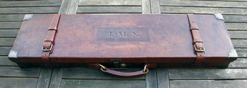 gun case restoration