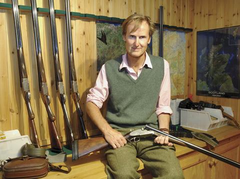 Duchess Of Kent >> The Duke of Northumberland and Grulla Armas - Shooting UK