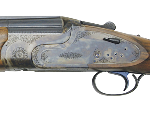 Webley and Scott 3000 shotgun