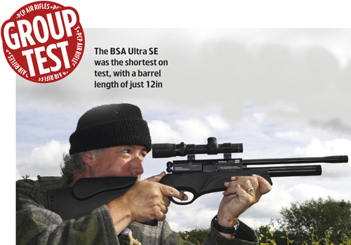 Best 3 air rifles PCP