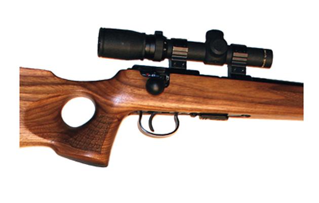 17 hmr bolt action rifles shooting uk