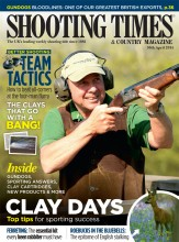 shooting times april 30