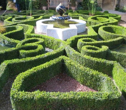 Competition To Design A Castle Garden Country Life