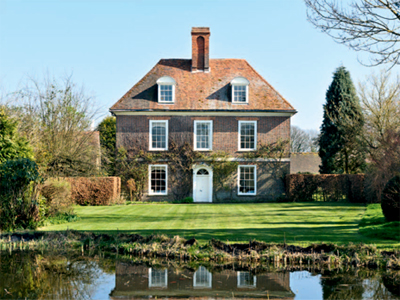 Queen anne house in east sussex for sale country life for Old homes for sale in england
