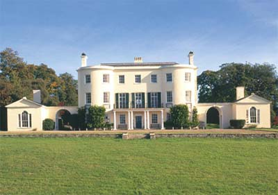 extremely fine mansion house in devon country life