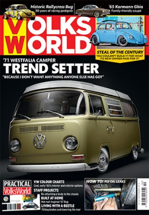 VolksWorld Magazine September 2014