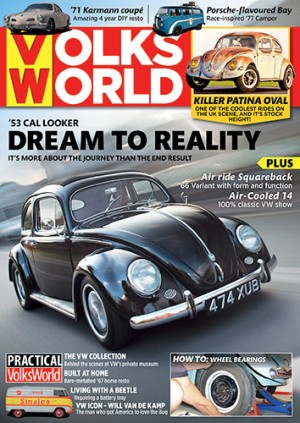 VolksWorld Magazine October 2014