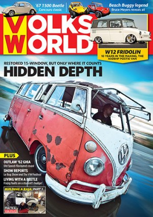VolksWorld Magazine December 201