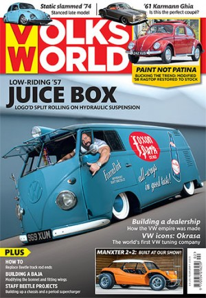 VolksWorld Magazine February 2015