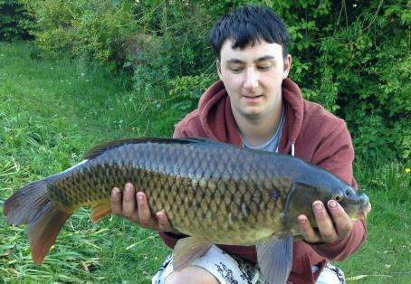 Common carp: Timothy Wood's best of the day