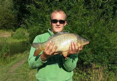Common carp: 10lb bar of gold