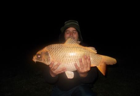 Ghost carp: Do you believe in ghosts at midnight?