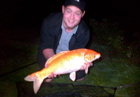 Dayle hannon angler 39 s mail for Koi carp pole