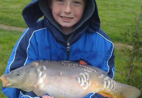 Mirror carp: Last cast glory