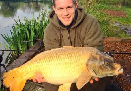 Ghost carp: New PB & a ghosty couldn't be better!
