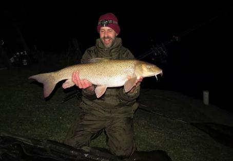 Barbel: a river anglers dream fish