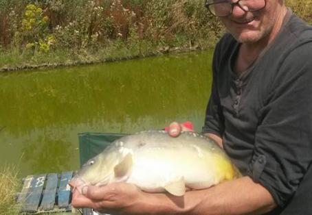 Common carp: Pauls 5lb carp