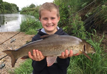 Barbel: My first ever Barbel