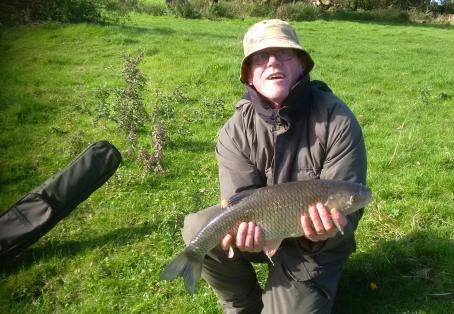 Chub: personal best river dove chub