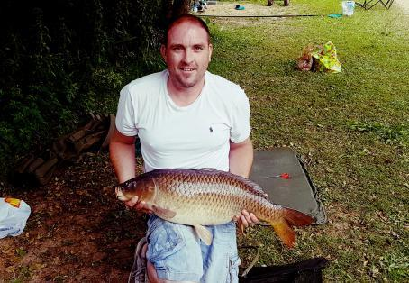 Common carp: First Ever Carp
