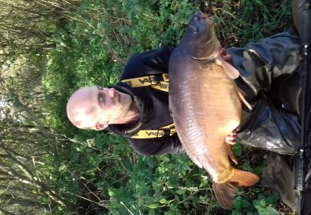 Mirror: The Big Girl - caught by James Lunn