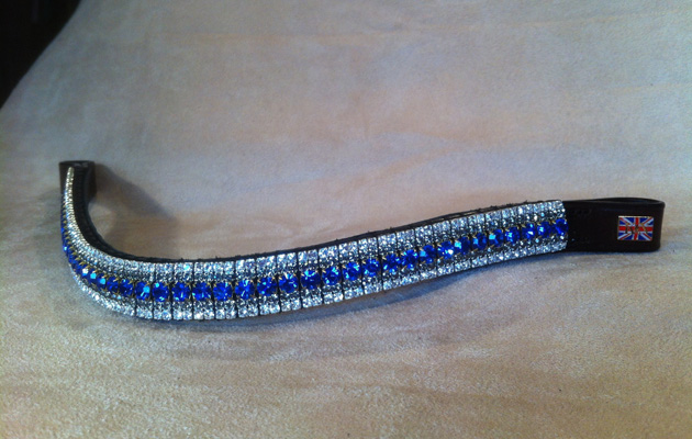 Kate Negus Offers Luxury Browbands Horse Amp Hound