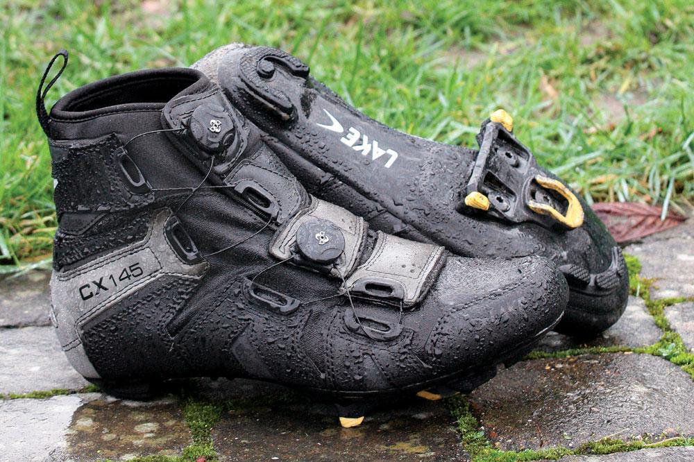Waterproof Wide Fit Shoe