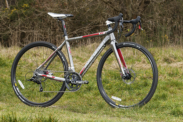 Boardman Cx Team First Ride Review Cycling Weekly