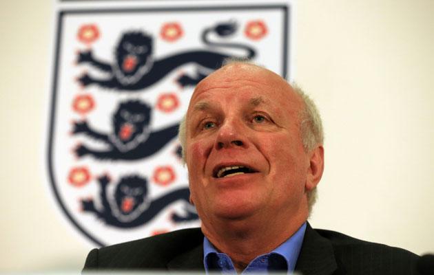 Greg Dyke England FA chairman